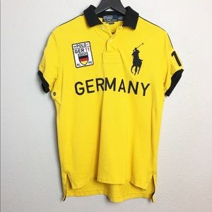 Polo by Ralph Lauren Custom Fit Polo Germany